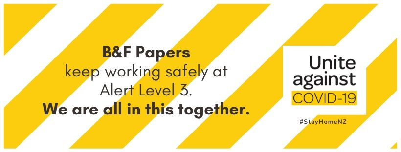 B&F Papers Operation at Alert Level 3
